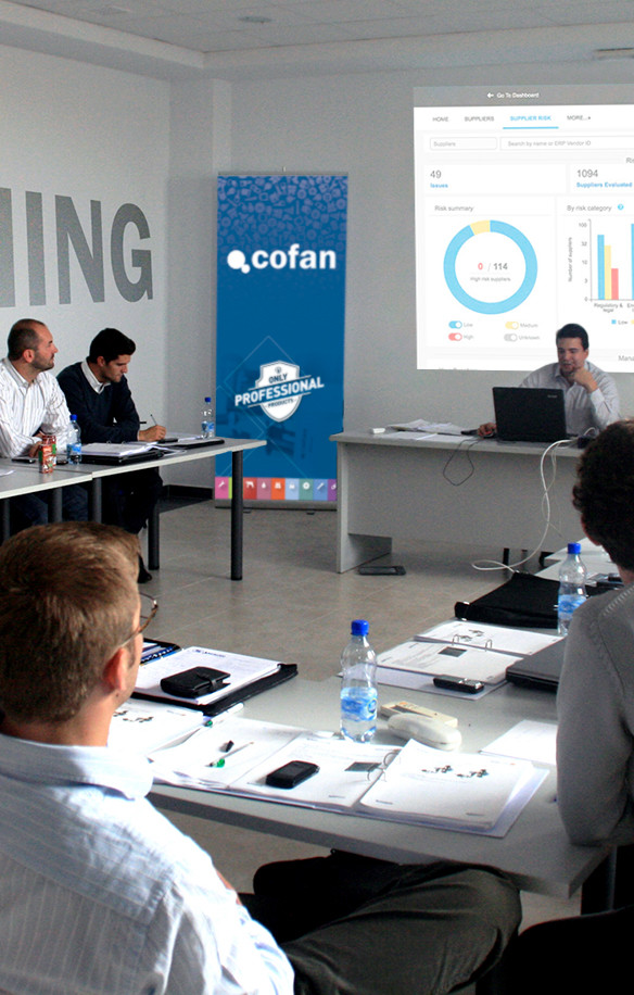 Cofan training