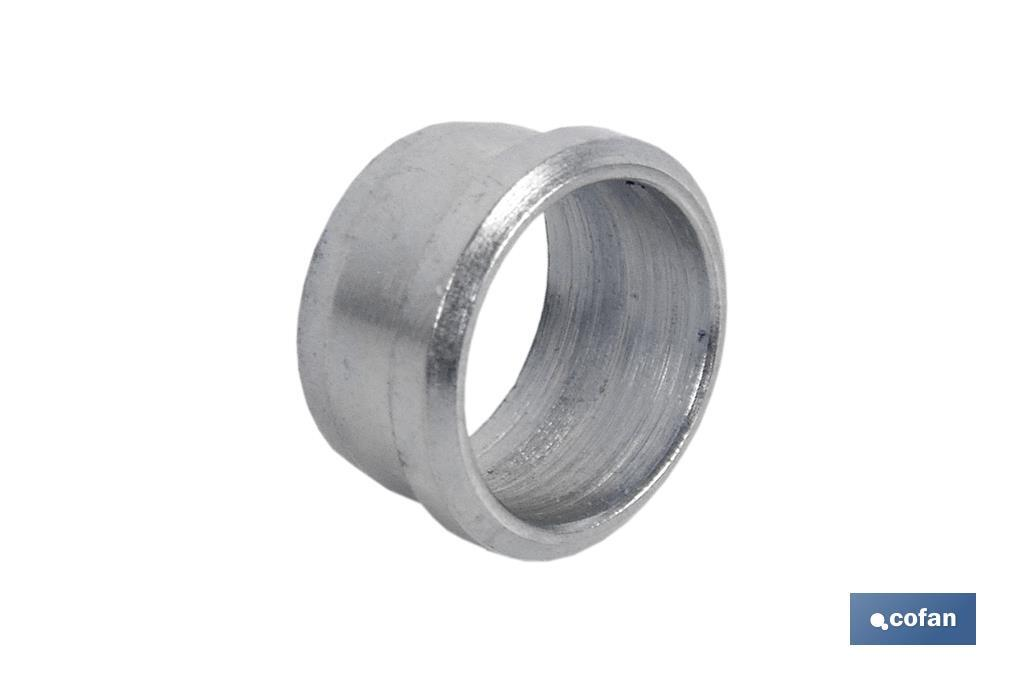 Normal closing ring - Cofan