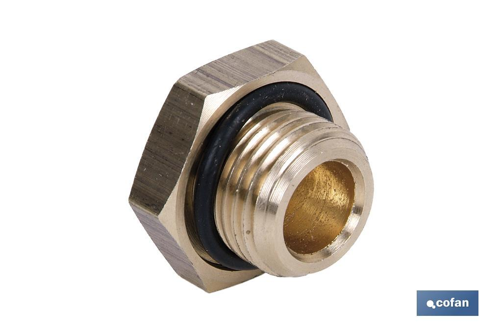 Threaded Plugs - Cofan