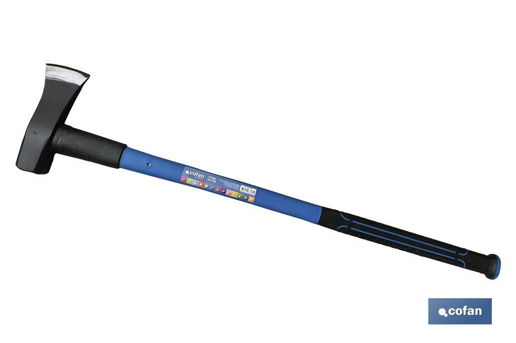 Wedge hammer (fiberglass handle) - Cofan