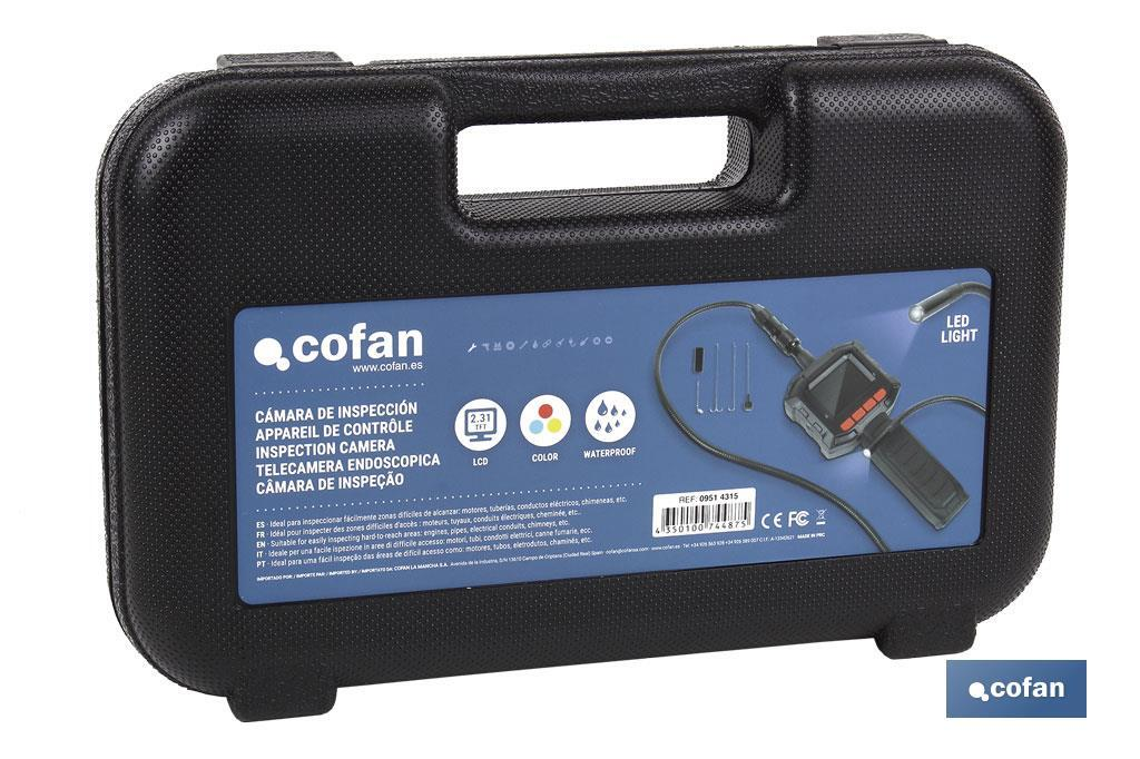 LCD Inspection Camera - Cofan
