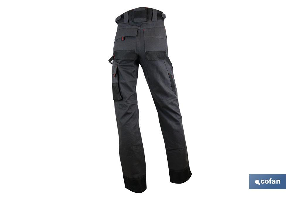 Pantalón Trabajo Multibolsillos Mod.Carlson - Cofan 0c3053b490107