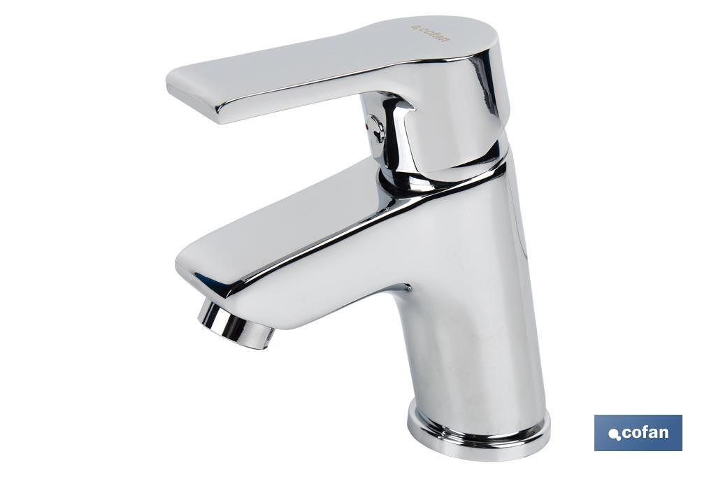 "MIXER TAP FOR WASHBASIN ""ROSS"" - Cofan"