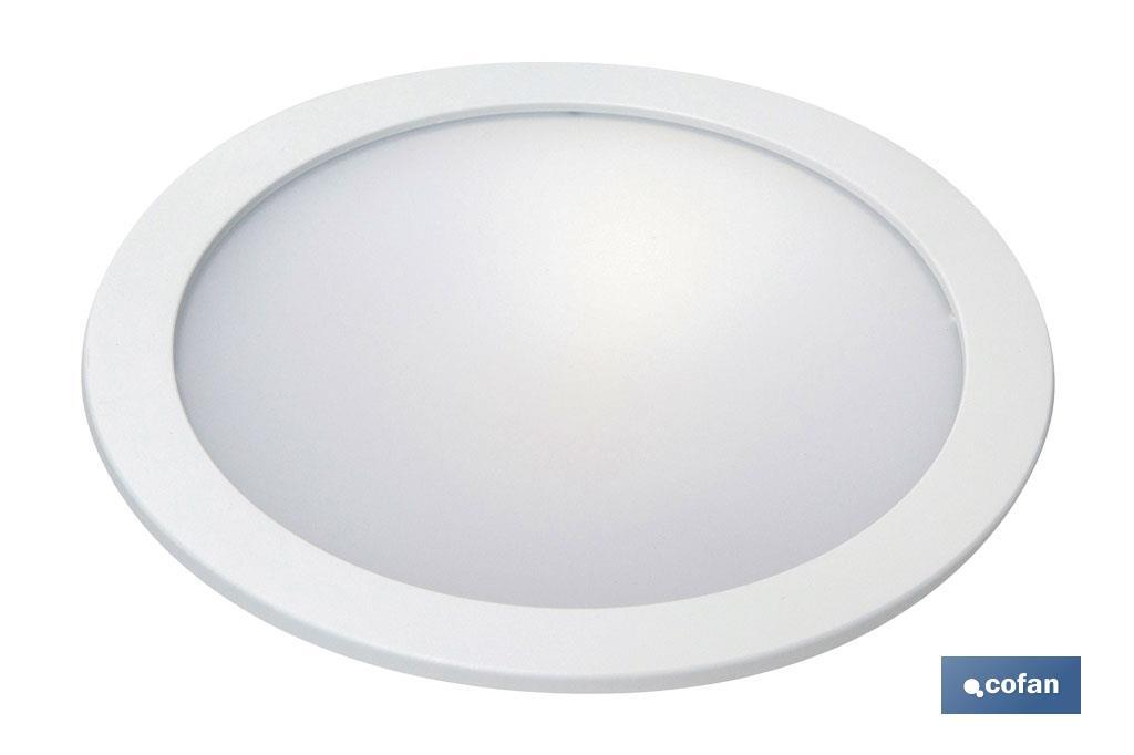"White round downlight ""embeded"" - Cofan"