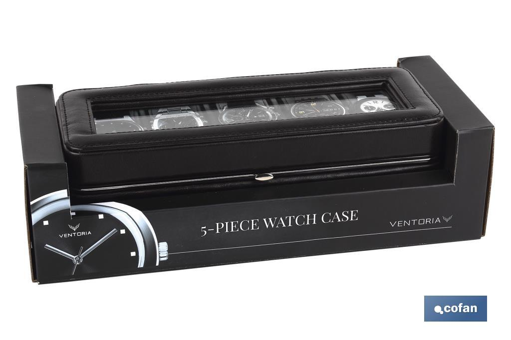 Watch cases - Cofan