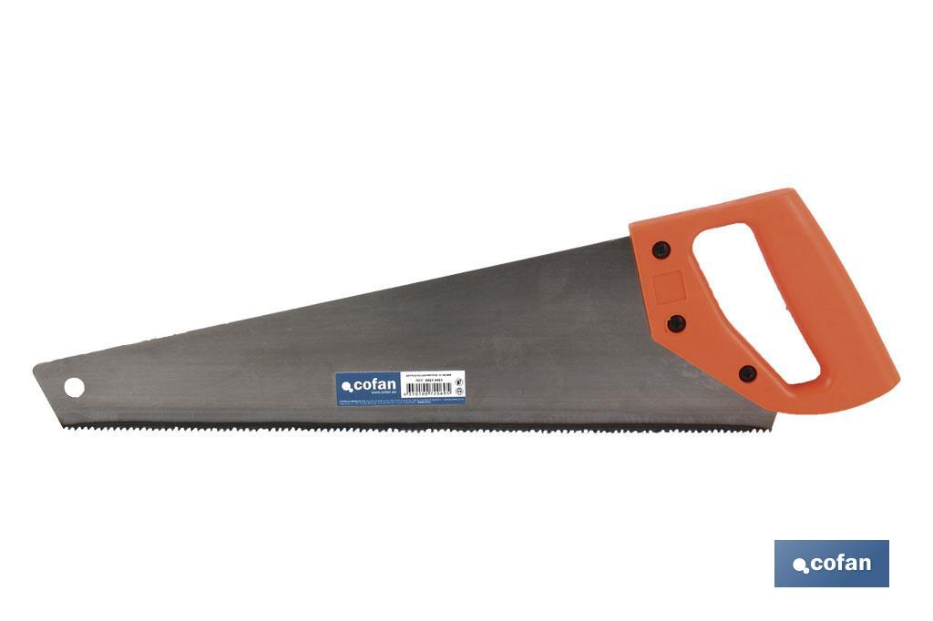 Hand saw for carpenter - Cofan