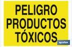 DANGER, TOXIC PRODUCTS