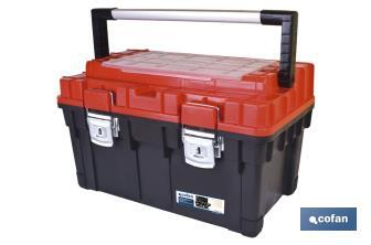 Caja de herramientas heavy duty cofan for Cajas de herramientas vacias