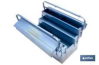 Caja de herramientas met lica cofan - Caja de herramientas metalica ...