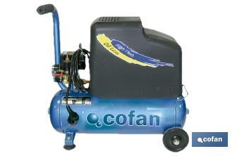 Air compressor HP 1,5 - Cofan