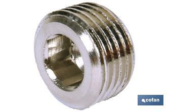 Conical allen plug - Cofan