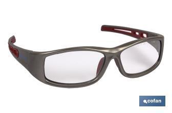 aeca06efe Óculos Graduados de Segurança - Cofan