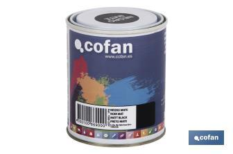 Synthetic enamel 750ml - Cofan