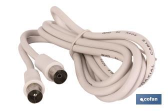 Antenna extension cable - Cofan