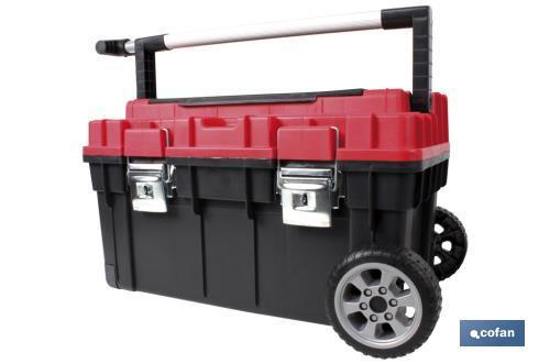 Caja herramientas heavy duty con ruedas cofan - Caja herramientas con ruedas ...