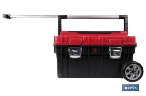 Caja herramientas heavy duty con ruedas cofan for Cajas de herramientas vacias