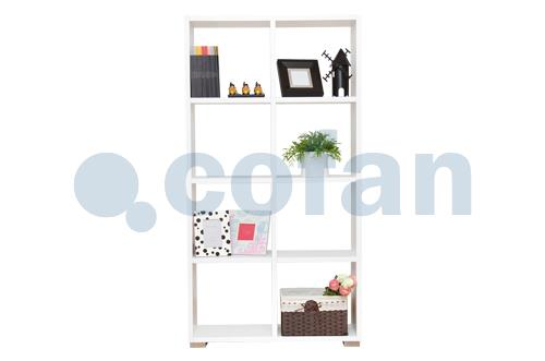 Estanter a kit 4x2 cofan Estanteria bano adhesiva